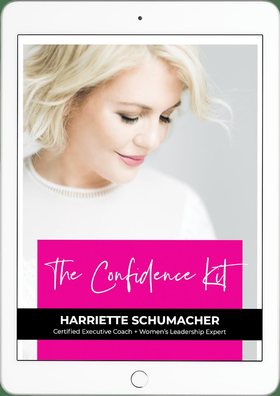 Confidence Kit iPad Mockup I